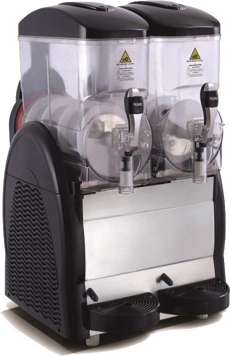 Slush Machine huren met verschillende smaken slush!